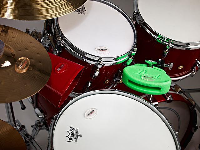 wincent wtonegel 5 piece standard drum dampening tone gel system mooloolaba music australia. Black Bedroom Furniture Sets. Home Design Ideas