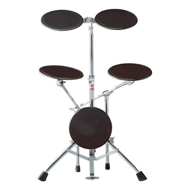 Gibraltar Free Standing 5 Piece Drum Practice Pad Kit Gigpo5