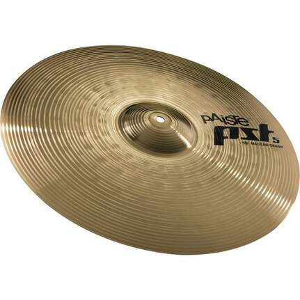Paiste 16-Inch PST 5 Medium Crash Cymbal