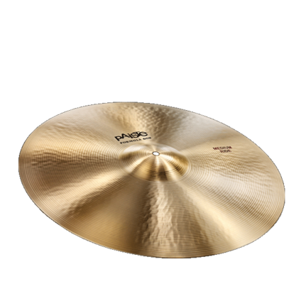 Paiste Formula 602 Classic Sounds 20 Inch Medium Ride Cymbal