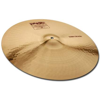 Paiste 16-Inch 2002 Thin Crash Cymbal