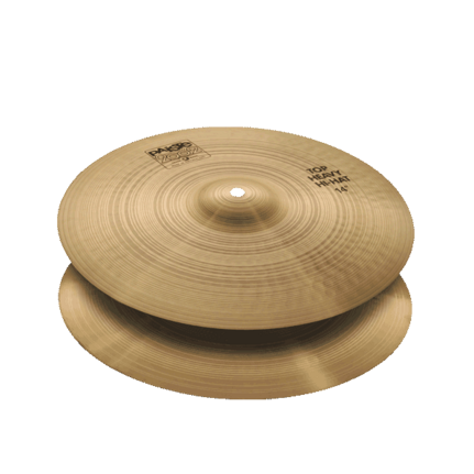 Paiste 2002 14 Inch Heavy Hi-Hat Cymbal