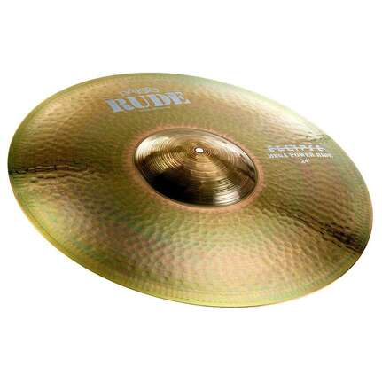 Paiste 24-Inch Rude Mega Power Ride Cymbal