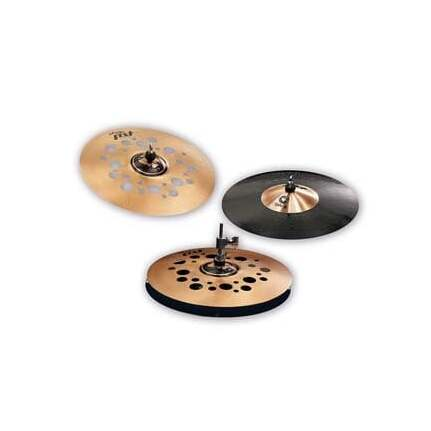 Paiste PSTX DJS 45 Set (12/12/12) Cymbal Set