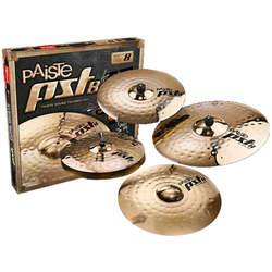 Paiste Pst 8 Rock Set (14/16/20) Cymbal Set