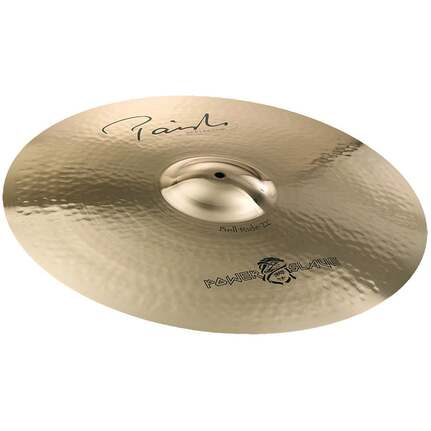 Paiste 22-Inch Signature Reflector Bell Ride Cymbal