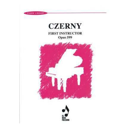 Czerny - First Instructor Op 599