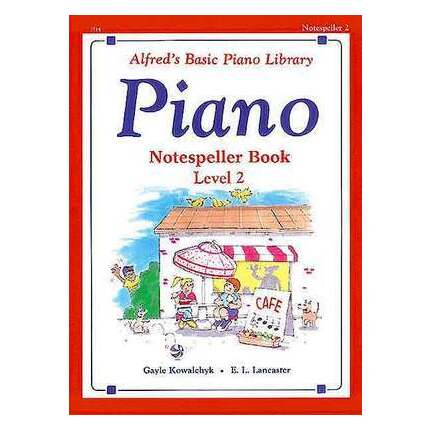 Alfred's Basic Piano Notespeller Level 2