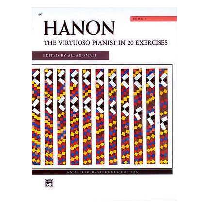 Hanon Virtuoso Pianist in 20 Exercises