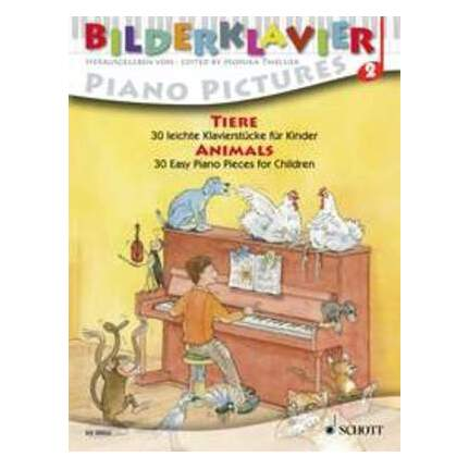 Animals Piano Pictures Bk 2