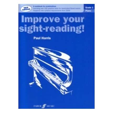 Improve Your Sight Reading Piano Grade 1 New Edition