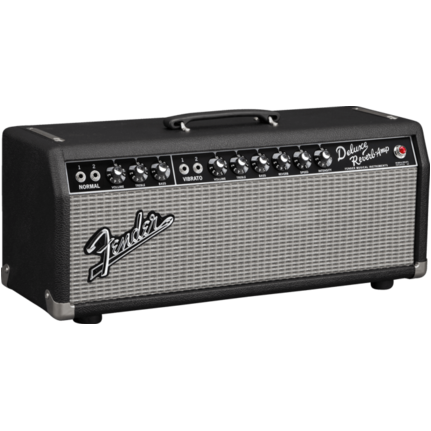 Fender 65 DELUXE REVERB HEAD Electric Guitar Amp Head