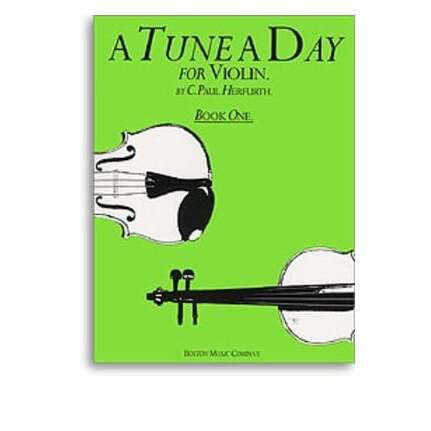 A Tune A Day Violin Bk 1