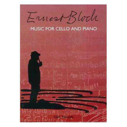 Bloch - Music For Cello And Piano