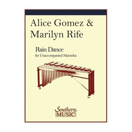 Rain Dance for Unaccompanied Marimba