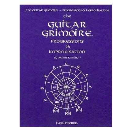 Guitar Grimoire Progressions And Improvisations