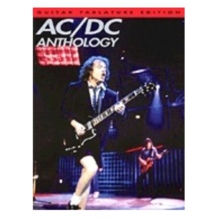 AC/DC Anthology Guitar Tab