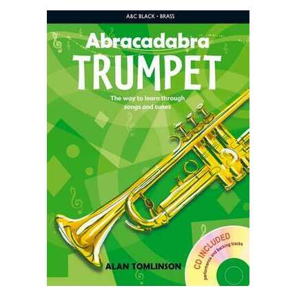 Abracadabra Trumpet Bk/CD New Edition