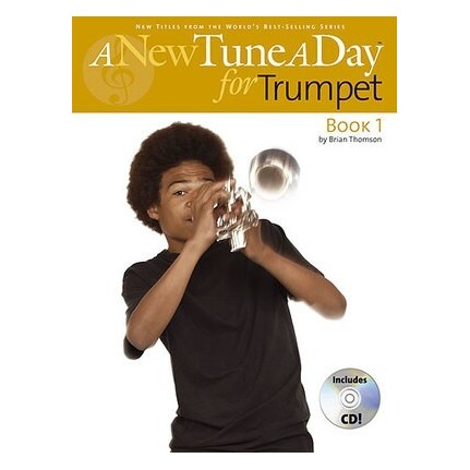 A New Tune A Day Trumpet Book 1 Bk/CD
