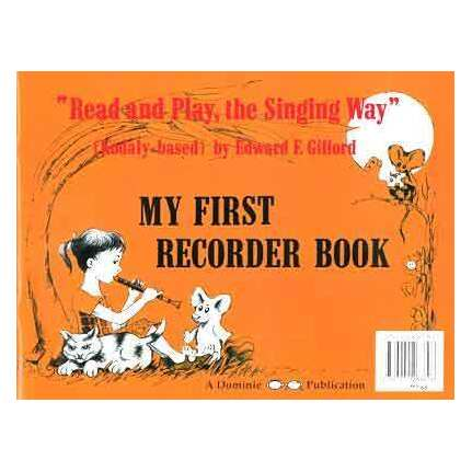 My First Recorder Book
