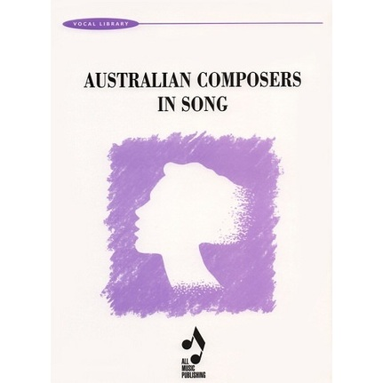 Australian Composers in Song Vocal Library