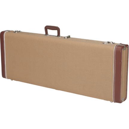 Fender Pro Precision/Jazz Bass Guitar Case Tweed