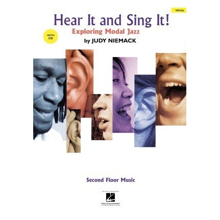 Hear It And Sing It Modal Jazz Bk/CD