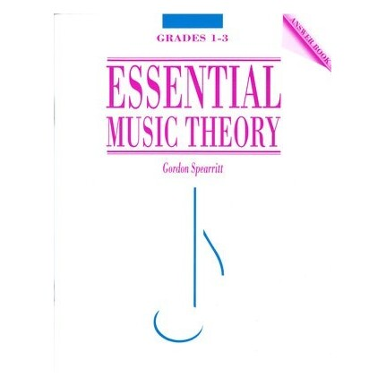 Essential Music Theory Grades 1-3 Answer Book