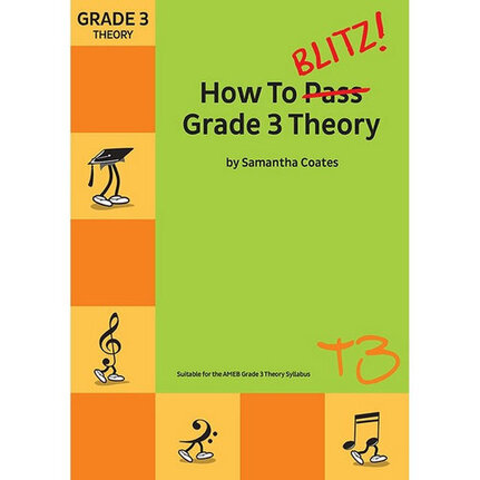 How To Blitz Theory Grade 3 Workbook