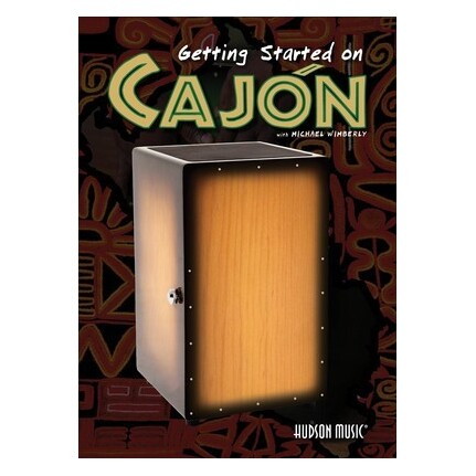 Getting Started On Cajon DVD