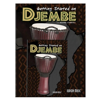 Getting Started On Djembe Bk/DVD
