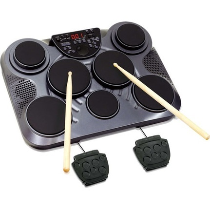 Ashton EDP450 Portable Electronic Drum Pad With Inbuilt Speakers