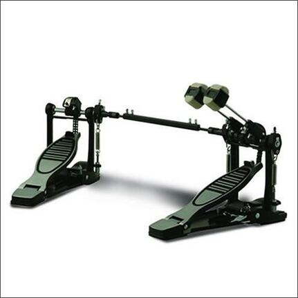 Ashton Bdp400Tw Twin Or Double Kick Bass Drum Pedal