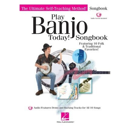 Play Banjo Today Songbook Bk/Online Audio