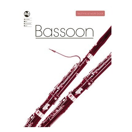 Bassoon Technical Workbook 2011 AMEB