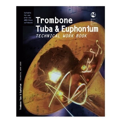 Trombone Tuba and Euphonium Technical Work Book AMEB