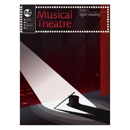 Musical Theatre Series 1 Sight Reading (2015) AMEB