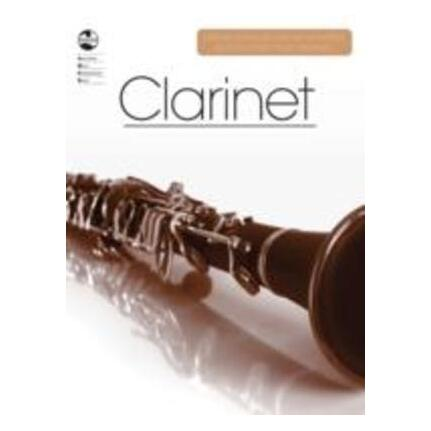 Clarinet Orchestral And Chamber Excerpts 2008 AMEB