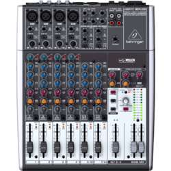 Behringer 1204Usb 12 Input Mixer With Usb