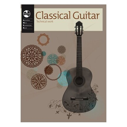 Classical Guitar Technical Workbook 2011 AMEB