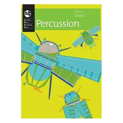 Percussion Grade 3 Series 1 AMEB