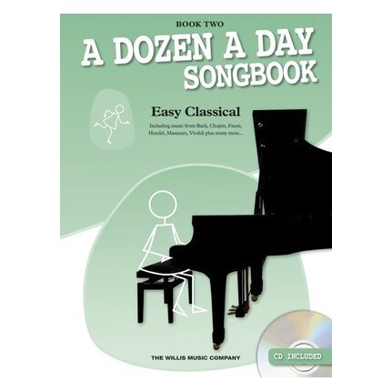 A Dozen A Day Songbook Easy Classical Bk 2