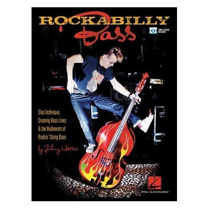 Rockabilly Bass Bk/Online Video