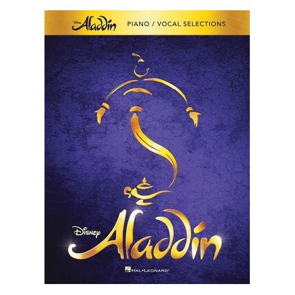 Aladdin Broadway Musical Piano/Vocal Selections