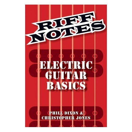 Riff Notes Electric Guitar Basics