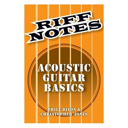 Riff Notes Acoustic Guitar Basics