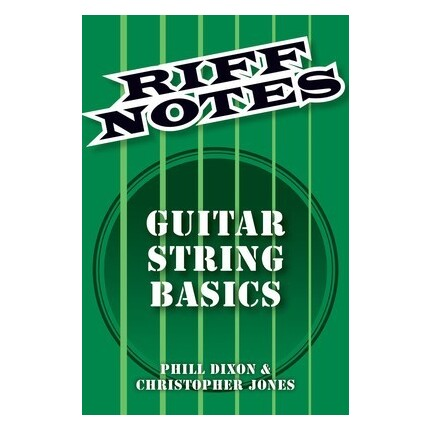 Riff Notes Guitar String Basics