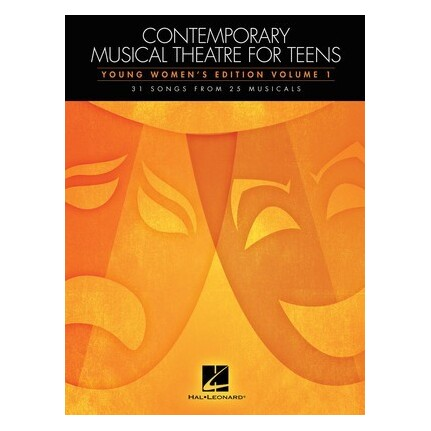 Contemporary Musical Theatre For Teens Young Women's Vol 1
