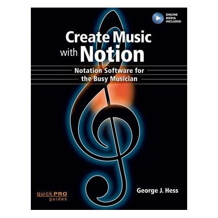 Create Music with Notion Bk/Online Media