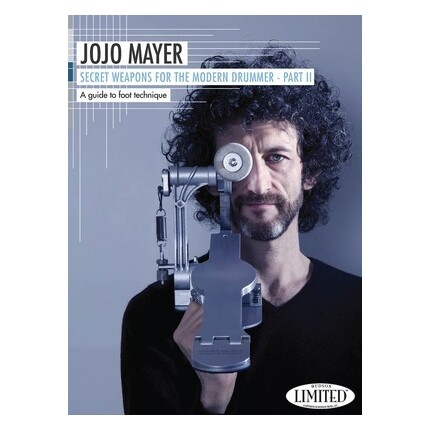 Jojo Mayer Secret Weapons For Modern Drummer Part 2 DVD